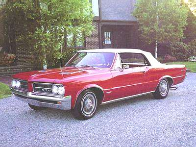 pontiac grand Am leManns 1964