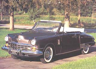 Picture review of the Studebaker from 1940 to 1949