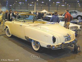 Picture review of the Studebaker from 1950 to the end in 1966