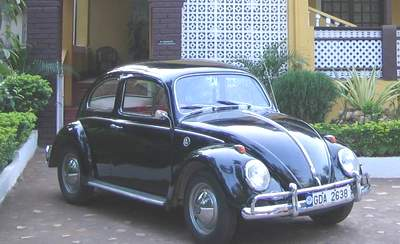 A Picture review of the Volkswagen Beetle from 1961 to 1979
