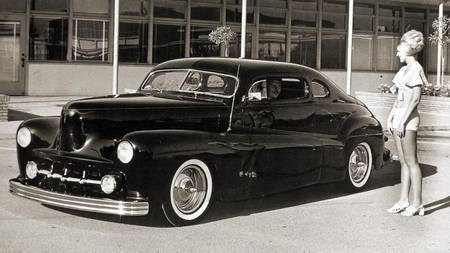 Kustom Cars Of The 1950 S Also Known As Custom Cars