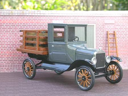 1925 Ford Model T Stake Bed Truck & Model Ford Cars and Trucks markmcfarlin.com