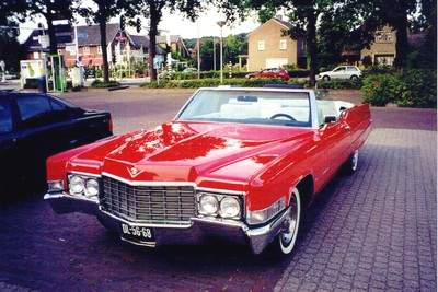 1994 Belt Cadillac Deville Picture Routing Serpentine 1968 Cadillac El Dorado For Sale